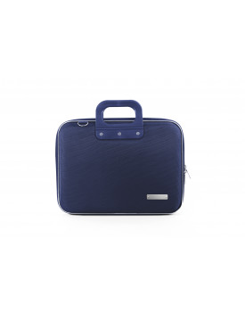 MALLETTE NYLON MEDIOBOMBATA 13'' NAVY