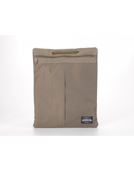 SAC A DOS BOMBATA CAMPUS TAUPE