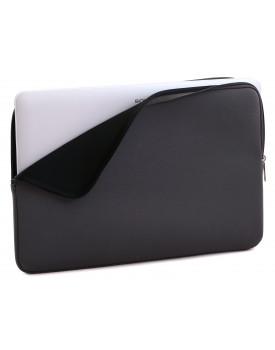 SACOCHE BUSINESS - Pochette amovible pour portable 15'' avec velcro.
