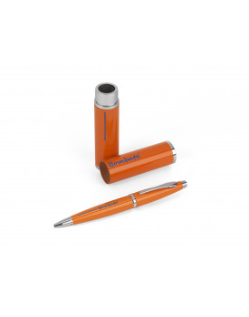 BOMBATA NAIF - STYLOBILLE AVEC TUBE ECRIN ASSORTI ORANGE